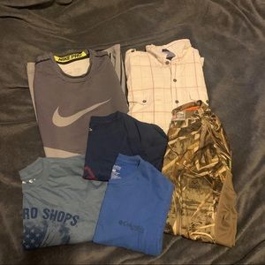 Men's small resell bundle